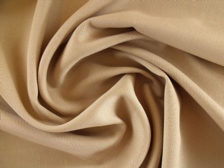 Poly Wool Washable Cavalry Twill Fabric